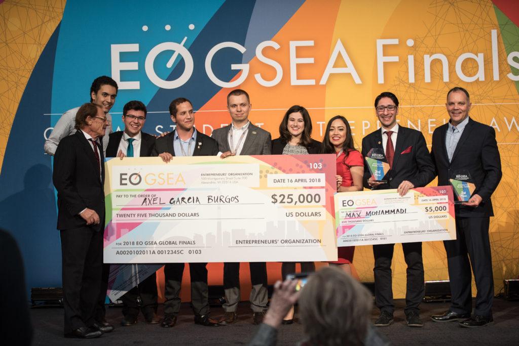 Competencia GSEA para estudiantes emprendedores